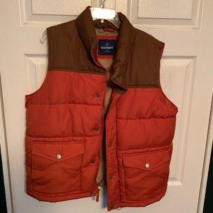 Old Navy Large Puffer Vest